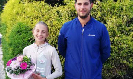 Leticia ist Westfälische Jugendmeisterin