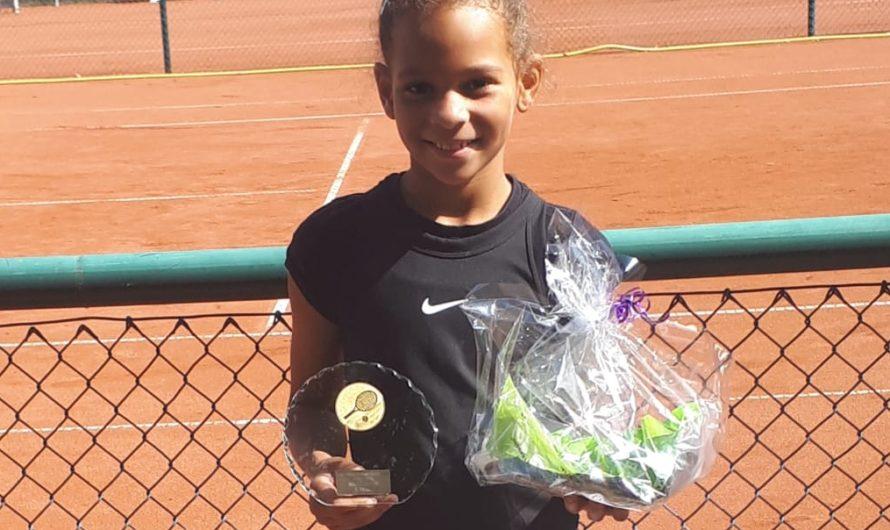 Adekemi Adio gewinnt U10-Konkurrenz in Essen