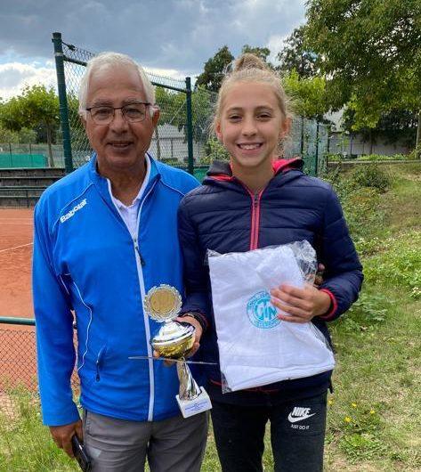 Leticia Solakov gewinnt die NRW-Meisterschaft