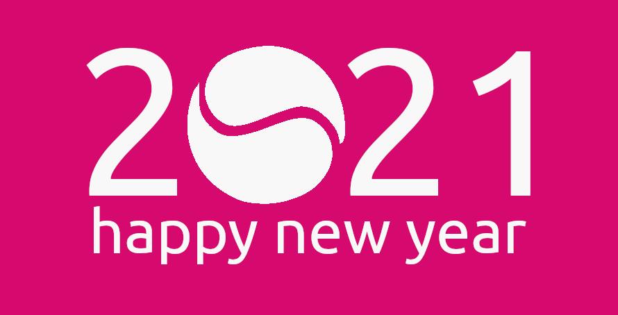 Ein frohes neues Jahr 2021!