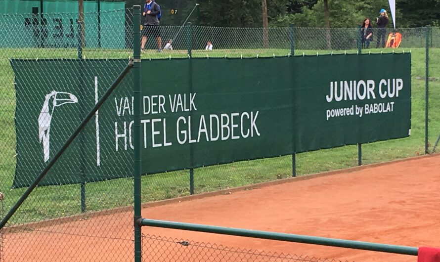Eindrücke vom ITF-Turnier 2021